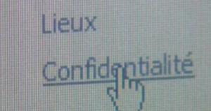 Reportage sur France 3 sur le colloque e-réputation à Toulouse ». Améliorer la confidentialité et les données sur le web.