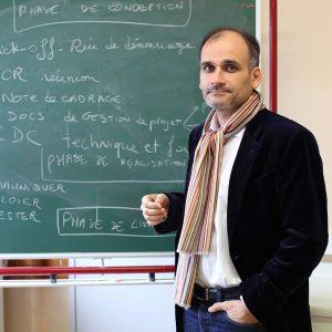 Christophe Alcantara's teaching