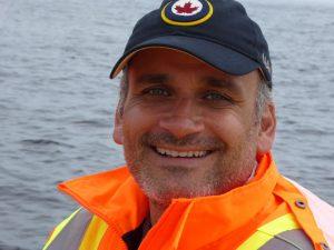 Christophe Alcantara a la mers