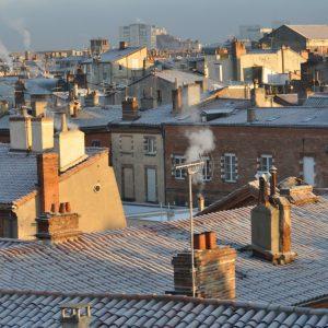 Vue sur Toulouse