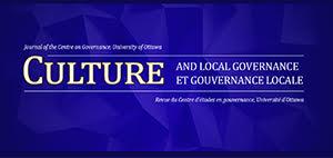 Logo revue Culture université Ottawa
